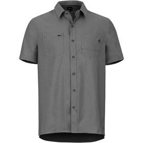 Marmot Innesdale Miehet Lyhythihainen paita , harmaa